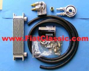 Ölkühlersatz Nebenstrom Fiat 500