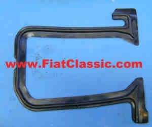 Rubber engine cover Fiat 600