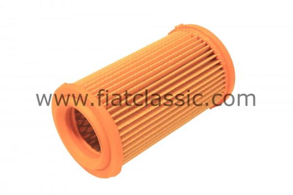 Air filter ภ75/40 mm H=142 mm Fiat 126 - Fiat 500
