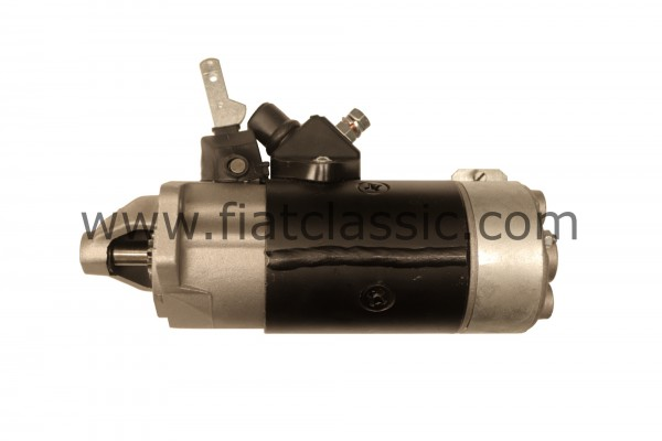 Starter motor -without exchange- Fiat 126 - Fiat 500 R
