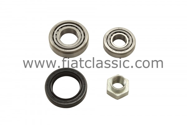Wheel bearing set front right pol. production Fiat 126 - Fiat 500