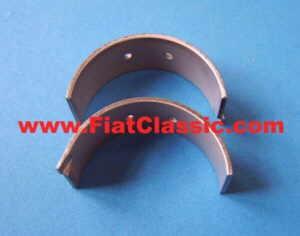 Storing in de drijfstang van de lagerschalen 0,2 mm Fiat 600