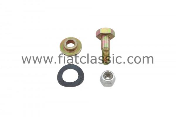 Befestigungsset für Schaltgestängepuffer Fiat 126 - Fiat 500 - Fiat 600