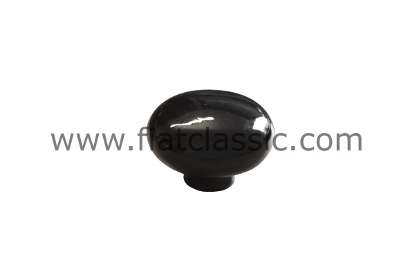 Gear knob black, original form Fiat 500 N - Fiat 600