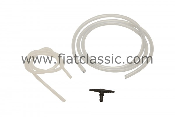 Distributor set for windscreen washer system Fiat 126 - Fiat 500 - Fiat 600