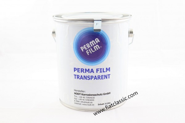 Perma Film Transparent - 3 Liter