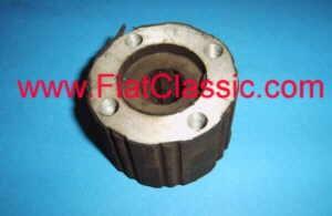 Geluiddemper/stootdemperas 6 tanden, d=69mm Fiat 500 N/D - Fiat 600