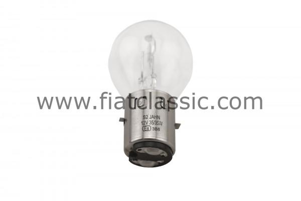 Bilux-Glühlampe Bajonett 12V 35/35 Watt Fiat 500 N/D - Fiat 600
