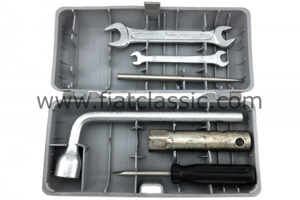 Tool box Fiat 126 - Fiat 500 - Fiat 600