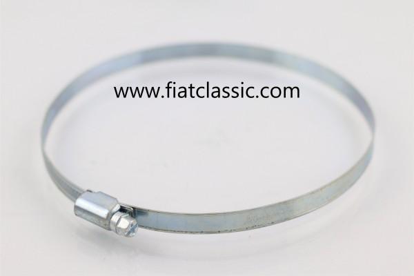 Hose clamp for blower hose Fiat 126 - Fiat 500