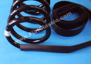 Heat shrink tubing for rear spring Fiat 126 - Fiat 500 - Fiat 600