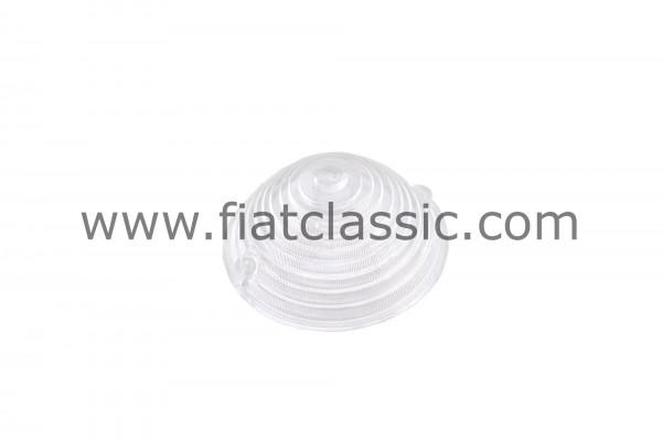 Blinkerglas vorne weiß Fiat 500 - Fiat 600