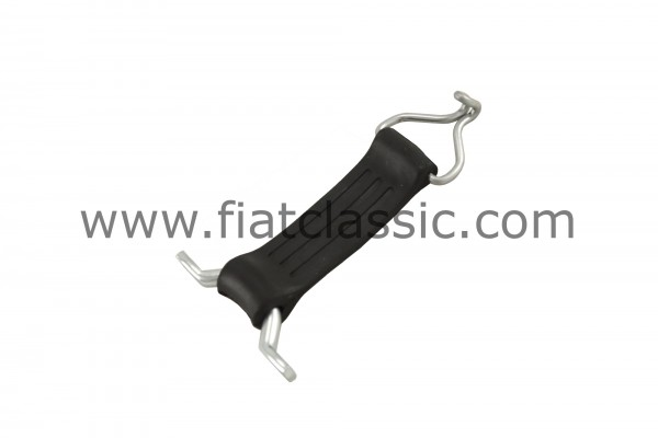 Retaining strap for rear seat Fiat 500
