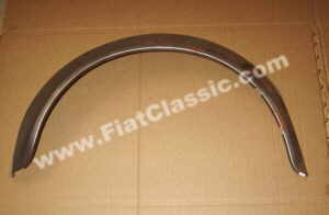 Wheel arch rear outer right Fiat 126