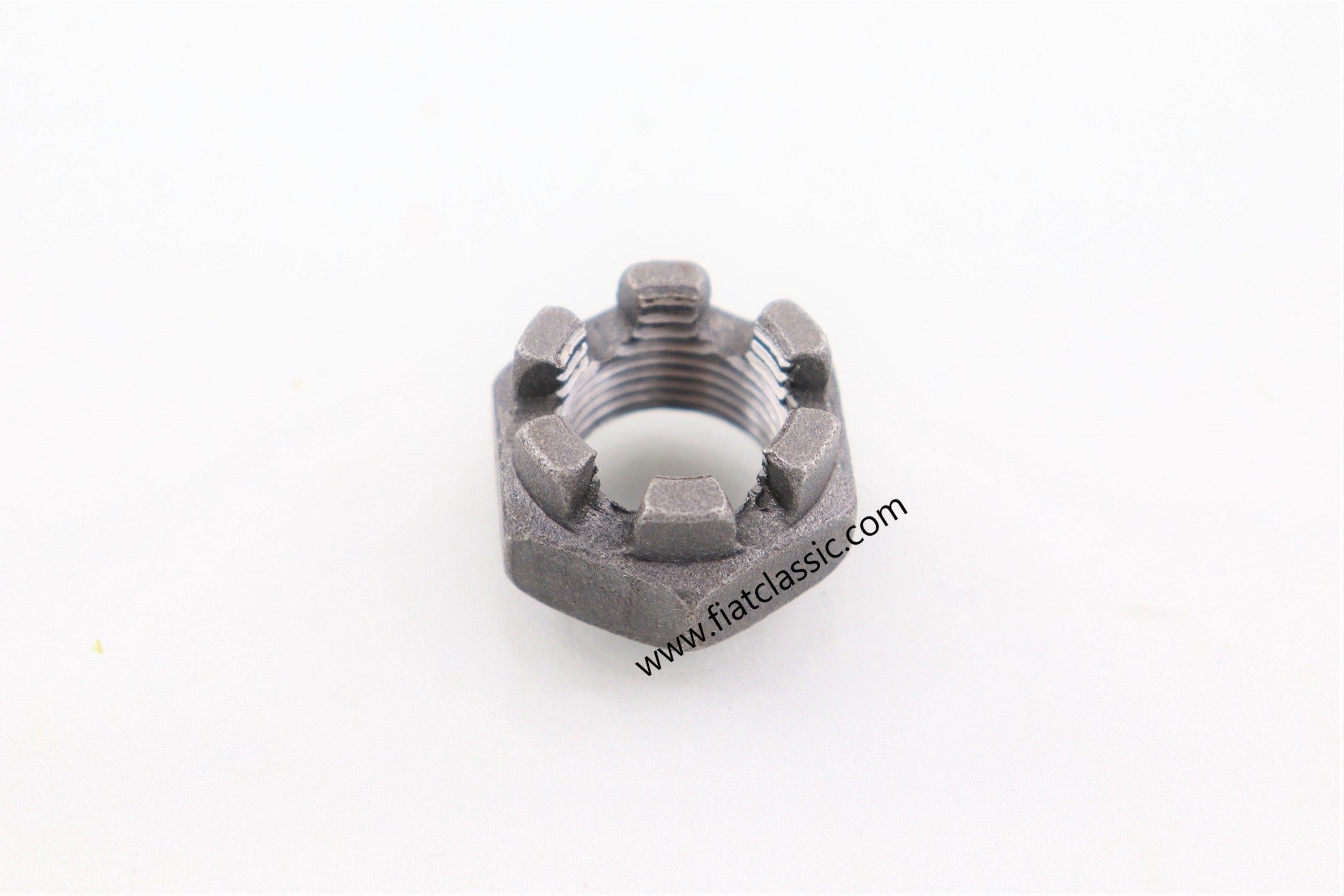 500 classic Hub Spindle Nut right hand tread Fiat 126