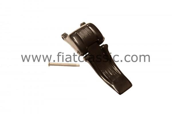 Faltdachknebel / Faltdachverschluss aus Aluminium Fiat 500