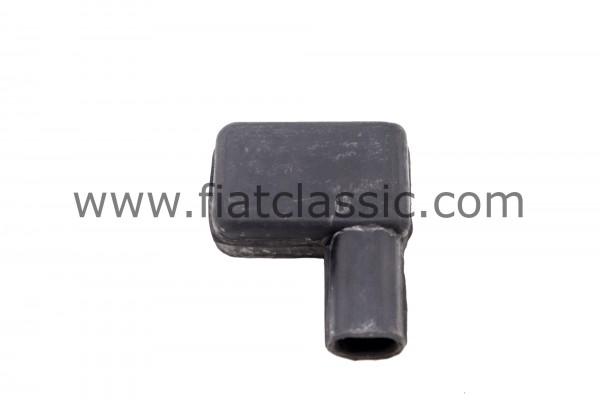 Rubber cap for +pole of battery Fiat 126 - Fiat 500 - Fiat 600