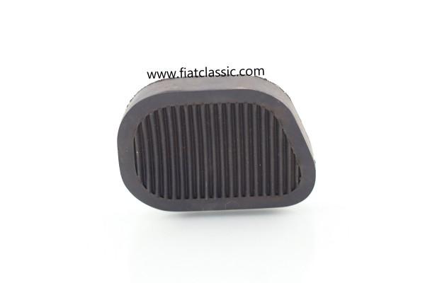 Pedal rubber clutch Fiat 600