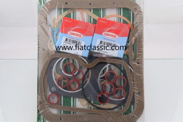 Set guarnizioni motore 650 ccm incl. paraolio Fiat 126 - Fiat 500