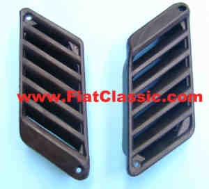 Intake strainer for side part right/left Fiat 126