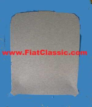 Dachhimmel in grau (ohne Faltdach) Fiat 126 (1. und 2. Serie)
