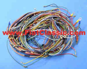 Wire harness 1st quality Fiat 500 Giardiniera