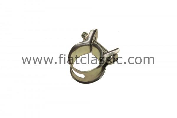 Collier de serrage pour tuyau d'essence high quality Fiat 126 - Fiat 500 - Fiat 600