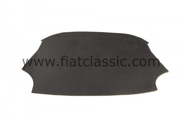 Insulating mat rear bench Fiat 500