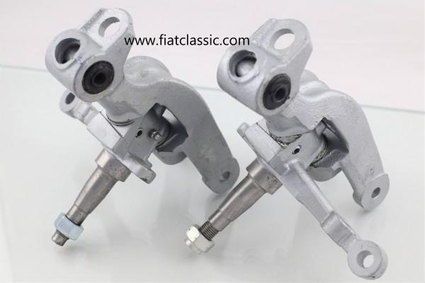 Paar fusees NIEUW met vervanging Fiat 500 - Fiat 126 (1ste serie)