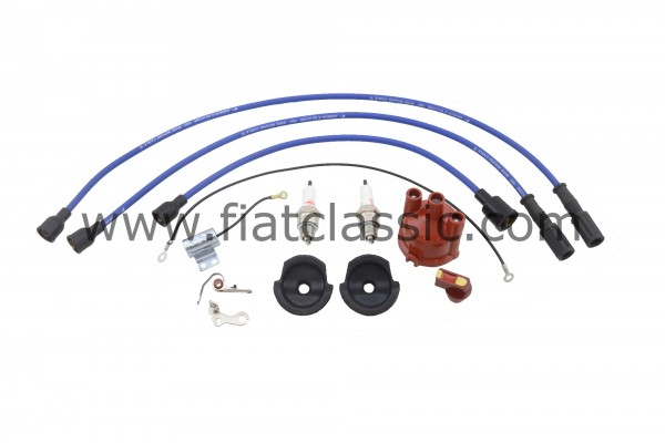 Ignition kit medium Fiat 126 I. & II. / 500 R