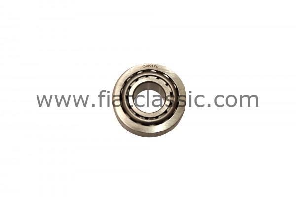 Kugellager für Lenkgetriebe (1x) Fiat 126 - Fiat 500 - Fiat 600
