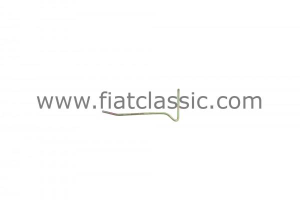 Veer voor koplampring Fiat 500