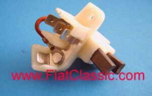 Koolborstelhouder MM driefasige stroomsterkte Fiat 126 - Fiat 500