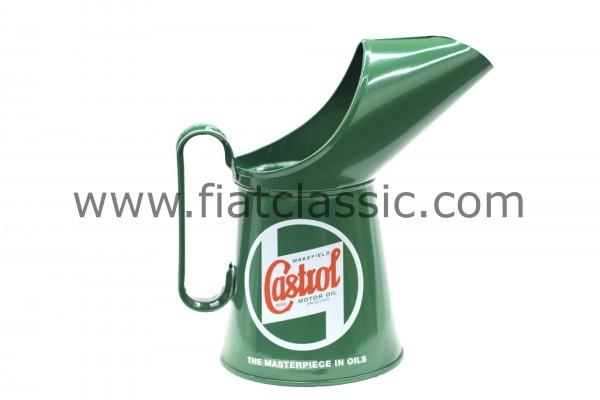 Castrol Classic Oil Messkännchen - Pint