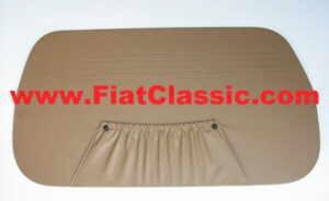 Pannelli porta Fiat 600 marrone, Zastava 750