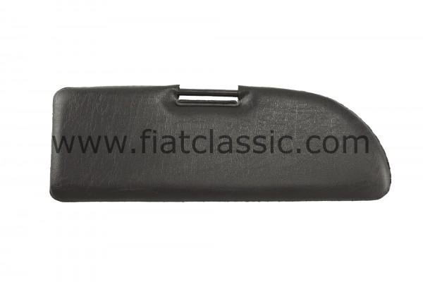 Sun visor black Fiat 500 - Fiat 600