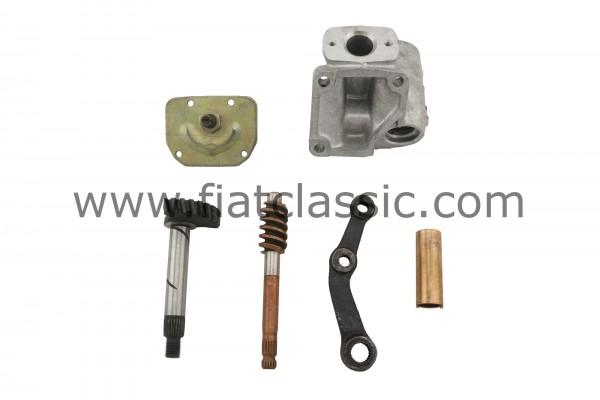 Steering gear repair kit Fiat 126/500 R