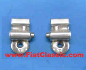 Sliding window lock pair front Fiat 600 Multipla