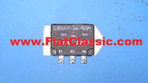 Regulator for alternator electronic Fiat 126 - Fiat 500 - Fiat 600