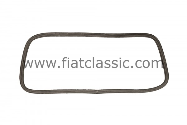 Window rubber rear fixed side window right or left Fiat 500 Giardiniera