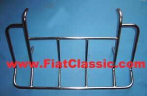 Luggage carrier chrome to screw Fiat 126 - Fiat 500