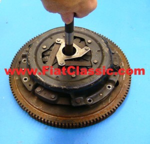 Mandrino centraggio frizione Fiat 126 - Fiat 500 - Fiat 600