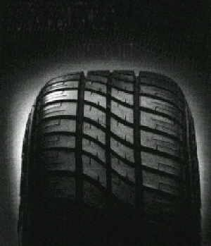 Tyre R10 165/70 Fiat 500
