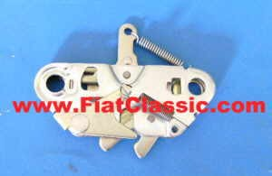 Boot lock ->1978 Fiat 126 (1st series)