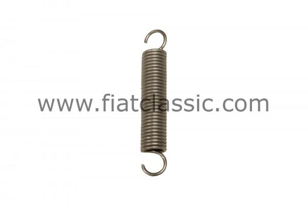 Terughaalveer voor rempedaal Fiat 500 - Fiat 600