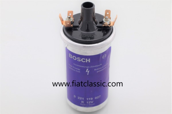 High performance ignition coil Bosch Fiat 126 - Fiat 500 - Fiat 600