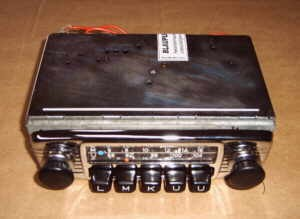 Radio Blaupunkt FRANKFURT Fiat 126 - Fiat 500 - Fiat 600