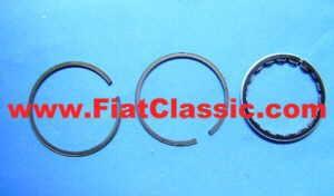 Segments de piston 60 mm Fiat 600