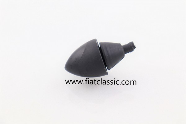 Rubber stop for folding roof gag Fiat 500 (not N)