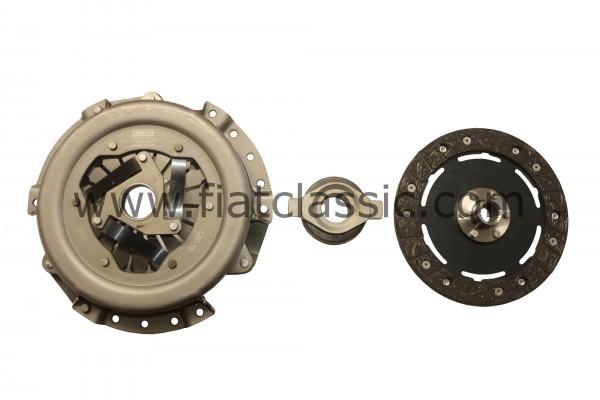 Clutch set in original design Fiat 500 F/L